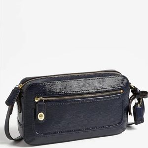"Coach *New*   ""Poppy"" Patent Flight Bag"